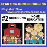 Webinar#2StartingHomeschooling