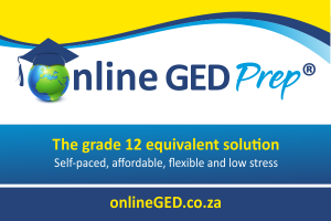 Online GED prep south africa