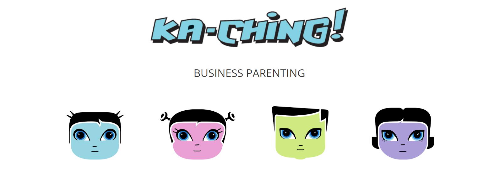 ka-ching! teach kids money skills