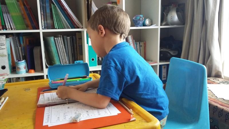 starting homeschooling grades 1-3