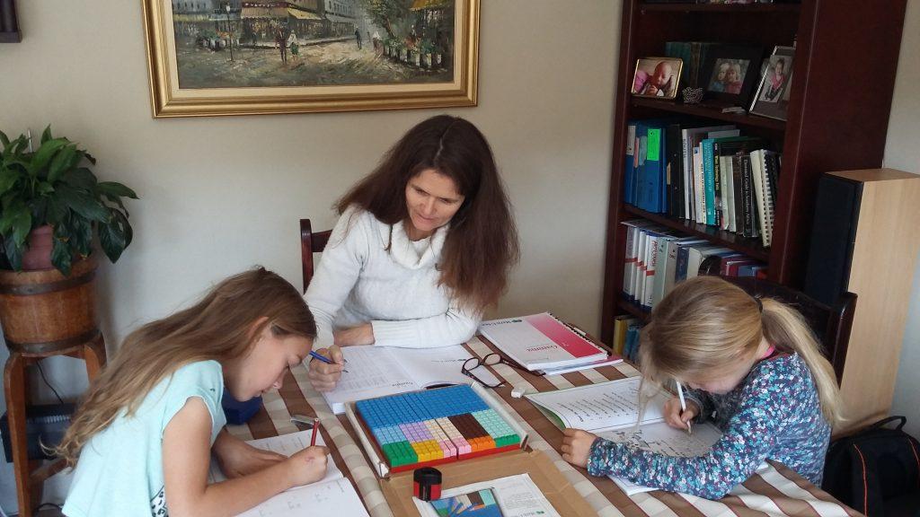starting homeschooling - grades 3-7